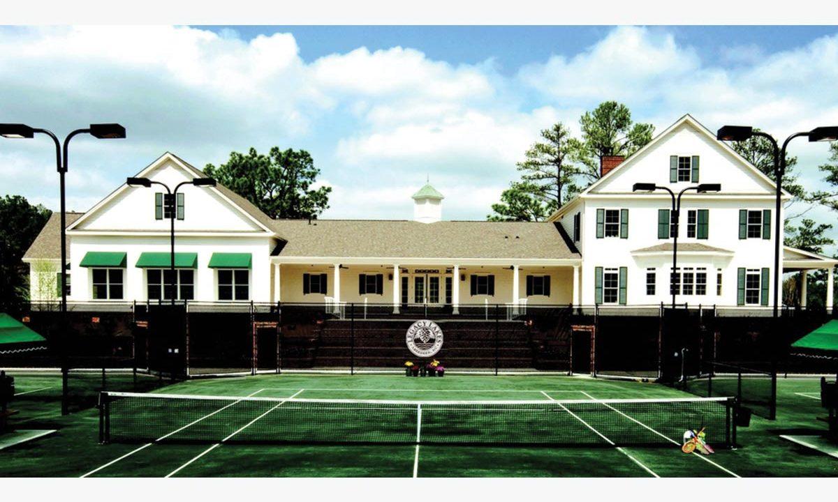 Tennis---Amenities