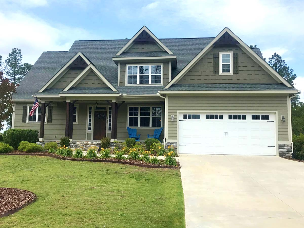 603 Herons Brook Drive in Whispering Pines, NC (Currently Rented)
